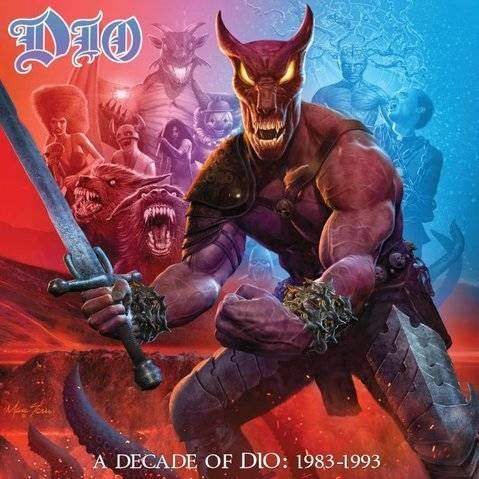 A Decade of Dio: 1983-1993 Lyrics Dio