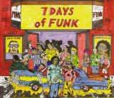 7 Days of Funk Lyrics Dam Funk & Snoopzilla