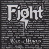 War Of Words Lyrics Fight