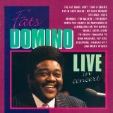 Live In Concert Lyrics Fats Domino
