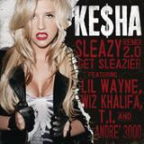 Sleazy Remix 2.0: Get Sleazier (Single) Lyrics Ke$ha