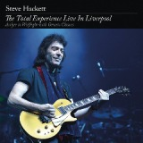 The Total Experience [Live In Liverpool] Lyrics Steve Hackett