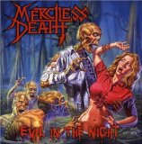 Evil In The Night Lyrics Merciless Death