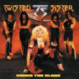 Under The Blade Lyrics Twisted Sister