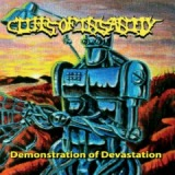 Demonstration of Devastation Lyrics Cliffs of Insanity
