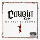 Written in Blood Lyrics Conejo