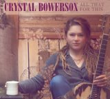 All That For This Lyrics Crystal Bowersox