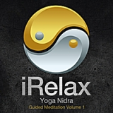 iRelax Yoga Nidra Guided Meditation, Vol. 1 Lyrics Orange Orb