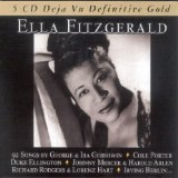 Definitive Gold Lyrics Ella Fitzgerald