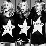 Give Me All Your Luvin' (Single) Lyrics Madonna