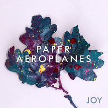 Joy Lyrics Paper Aeroplanes