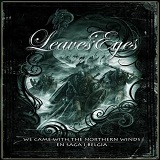 We Came With The Northern Winds - En Saga I Belgia Lyrics Leaves Eyes