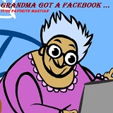 Grandma Got A Facebook (Single) Lyrics Your Favorite Martian
