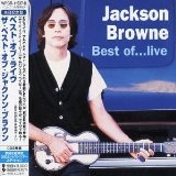 Best Of...Live Lyrics Browne Jackson