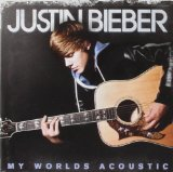 My Worlds Acoustic Lyrics Justin Bieber