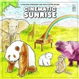 A Coloring Storybook and Long-Playing Record Lyrics Cinematic Sunrise