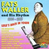 Lulu's Back In Town Lyrics Fats Waller