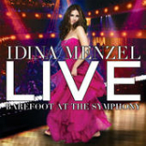 Live - Barefoot At the Symphony Lyrics Idina Menzel