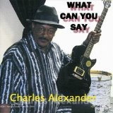 What Can You Say Lyrics Charles Alexander