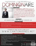 Dominionaire Lyrics Canton Jones
