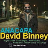 Anacapa  Lyrics David Binney