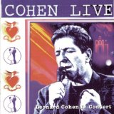 Live Songs Lyrics Leonard Cohen