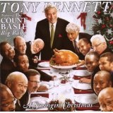 A Swingin Christmas Lyrics Tony Bennett