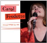 No Sad Songs for Me Lyrics Carol Fredette