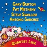 Quartet Live! Lyrics Gary Burton