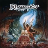Triumph Or Agony Lyrics Rhapsody of Fire