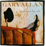 Used Heart For Sale Lyrics Gary Allan