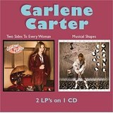 Two Sides To Every Woman/musical Shapes Lyrics Carlene Carter