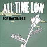 For Baltimore (Single) Lyrics All Time Low