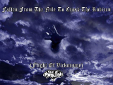 Fallen from the Nile to Cross the Rubicon (Flight of Vickonomy) Lyrics Vale Of Amonition