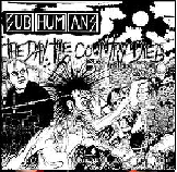 The Day The Country Died Lyrics Subhumans