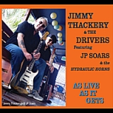 As Live As It Gets-Double Disc Lyrics Jimmy Thackery