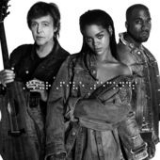 FourFiveSeconds (Single) Lyrics Rihanna