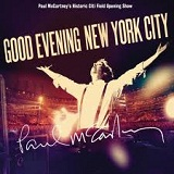Good Evening New York City Lyrics Paul McCartney
