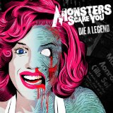 Shut Up! Our Song Is On! Lyrics Monsters Scare You