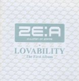 Lovability Lyrics ZE:A