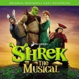 Shrek: The Musical Lyrics Original Cast Recording