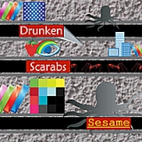 Sesame Lyrics Drunken Scarabs