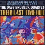 Last Time Out Lyrics Dave Brubeck