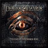 Touched By The Crimson King Lyrics Demons & Wizards