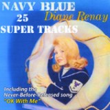 Navy Blue - 25 Super Tracks Lyrics Diane Renay