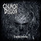 Unworldly Summoning Lyrics Church of Disgust