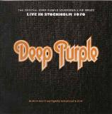 The Official Deep Purple [Overseas] Live Series: Stockholm 1970 Lyrics Deep Purple