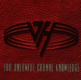 For Unlawful Carnal Knowledge Lyrics Van Halen