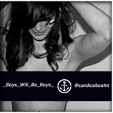 @Candicebeahit (EP) Lyrics Boys Will Be Boys
