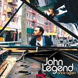 Once Again Lyrics John Legend